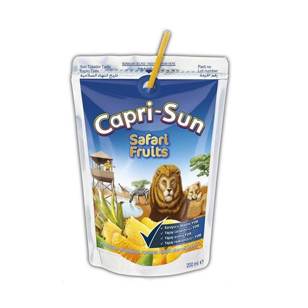 Capri Sun Safari 40x200ml