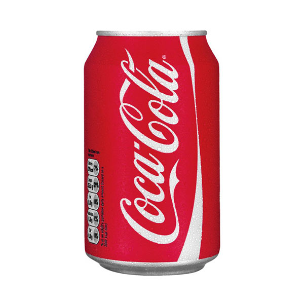 Coca Cola 24x330ml (UK)