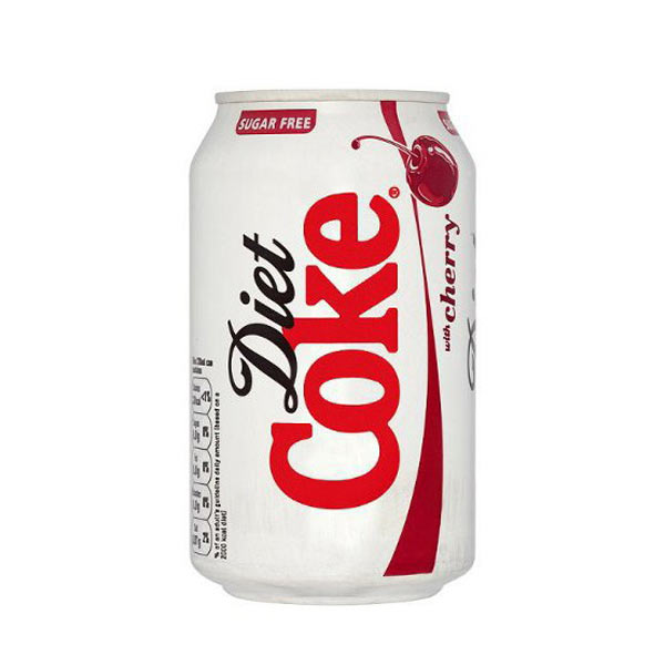 Diet Coke Cherry 24x330ml