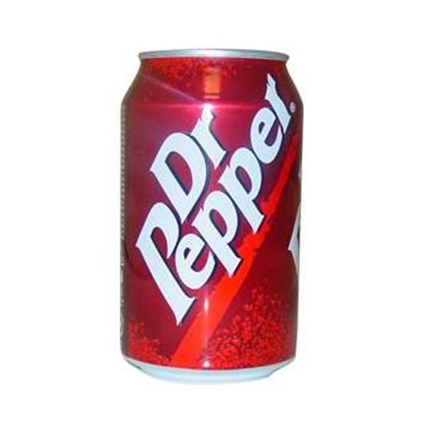 Dr Pepper 24x330ml EU